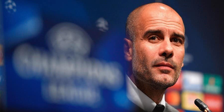 Pep Responds To Iniesta's Links With Man City