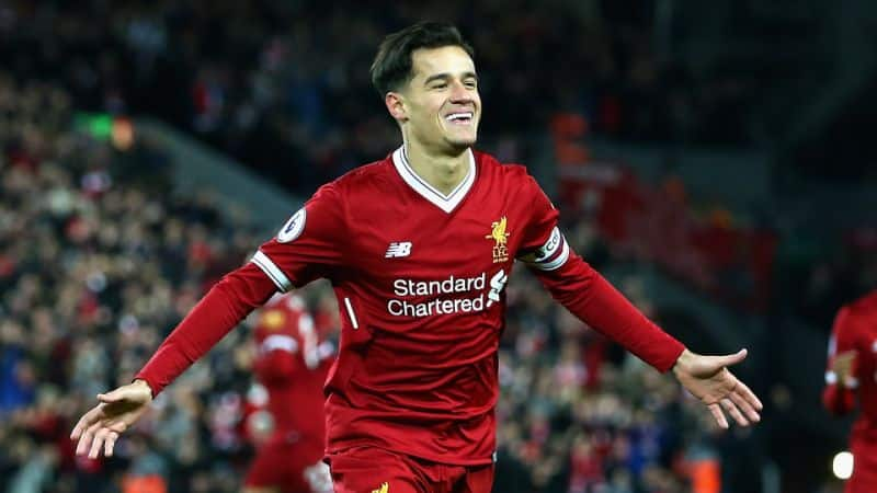 Philippe Coutinho's transfer