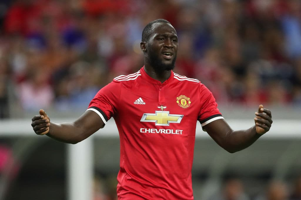 Man Utd Want To Replace Romelu Lukaku With Real Madrid's