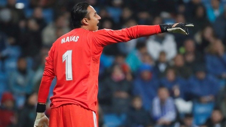 Real Madrid's top Keylor Navas replacement is ready to accept a massive payday