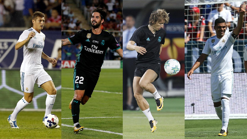 Real Madrid have made a decision about where their star midfielder will play next season, amid serious transfer interest from the Premier League.