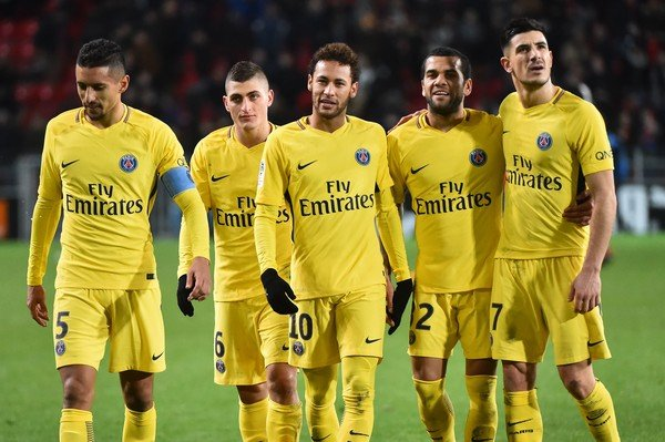 Real Madrid lead the race for the PSG star after Barcelona step down