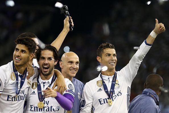 Half an eye on Europe as Real Madrid travel to Malaga