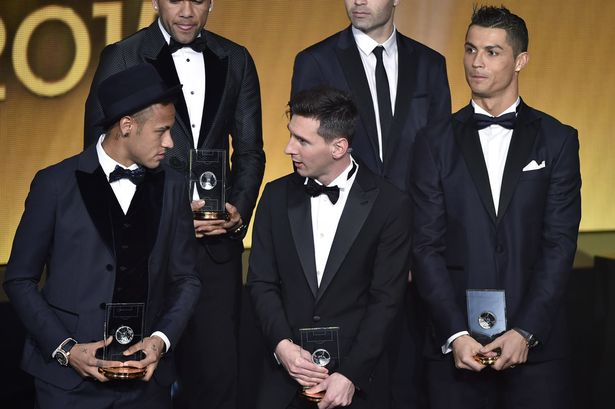 Football Legend Pele says Neymar plays more like Messi not Ronaldo