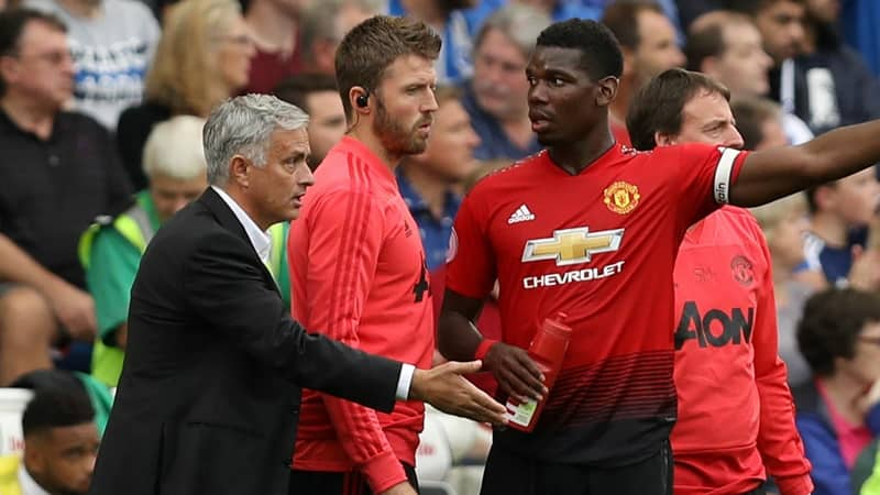 Paul Pogba shocked by Manchester United's defeat to Tottenham Hotspur
