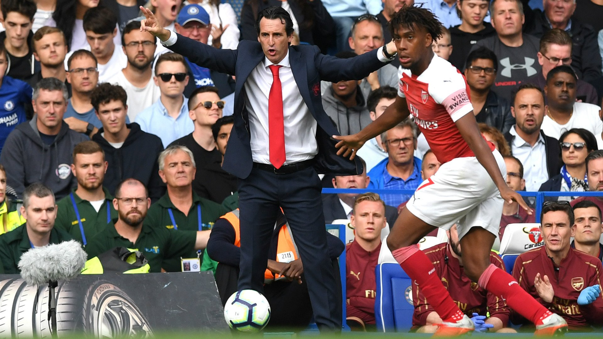 English Premier League: Mkhitaryan stats in Arsenal clash against Chelsea
