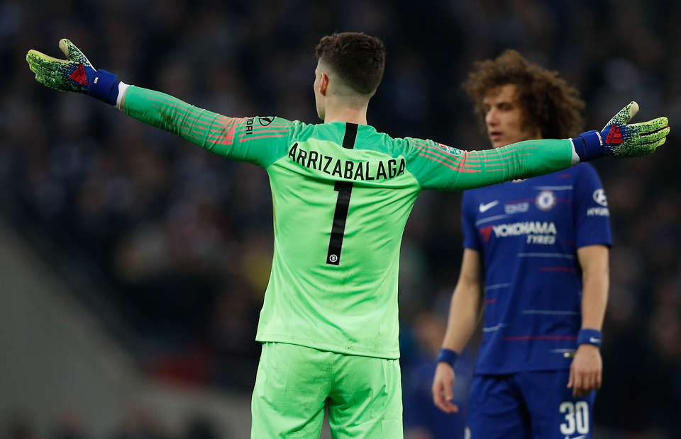 The summer for Spaniard Kepa showing signs of a move away from Stamford Bridge.