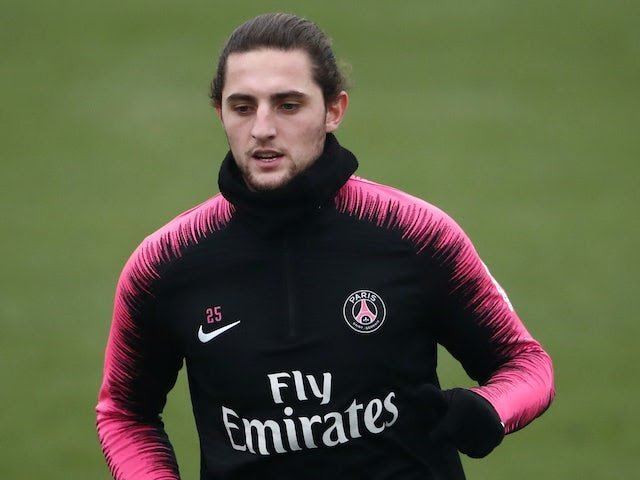 Rabiot to be reunited with Ancelotti at Everton