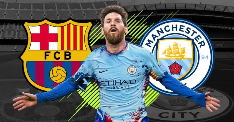 REVEALED: How Manchester City almost signed Lionel Messi for £70 m ...