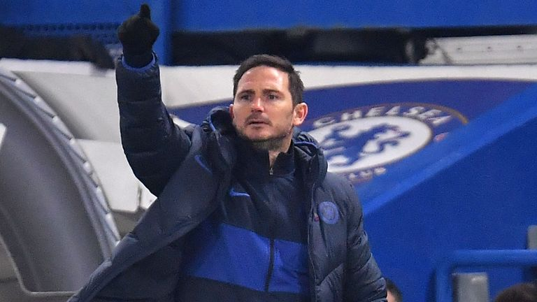 Lampard Terms Kante 'one of the Best Players in the World'
