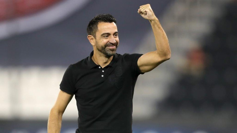 Xavi names his top three signings to reconstruct Barcelona