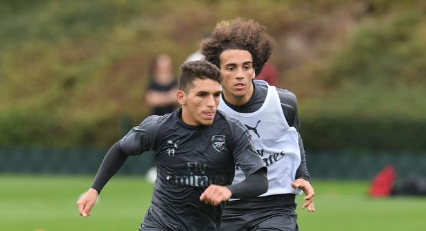 Guendouzi and Torreira have played almost the same number of matches