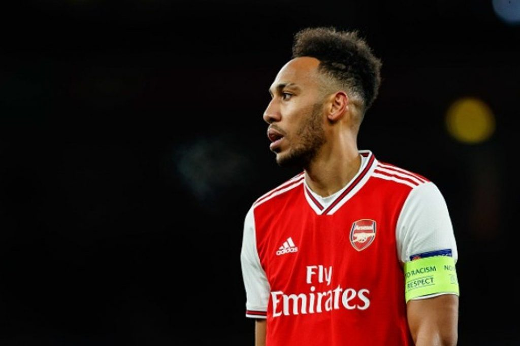 Raul to let Aubameyang contract run down if they don't get bids over 20M plus.