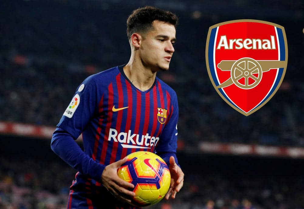 Chelsea close to signing Philippe Coutinho