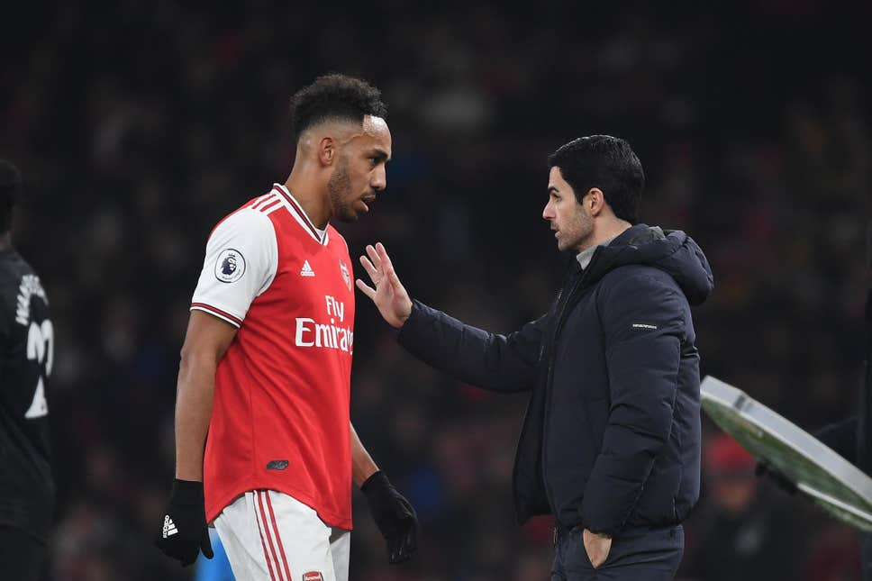 The U-turn in Policy that could help the club keep Aubameyang