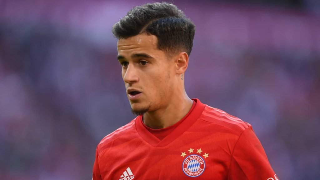 Arsenal & Chelsea offered two Coutinho transfer options by Barcelona