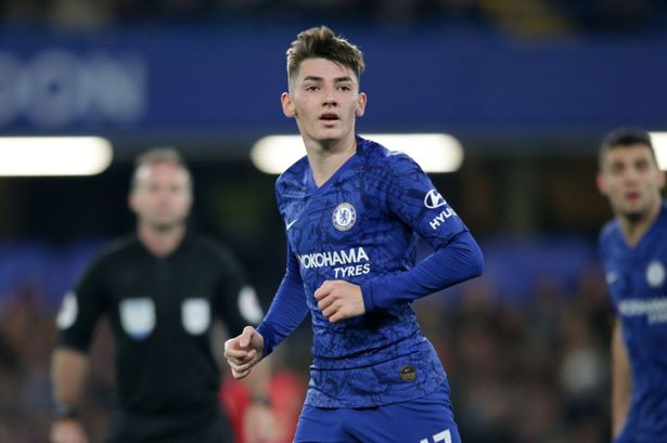 Bill Gilmour to be best for Chelsea at midfielder wih Kante