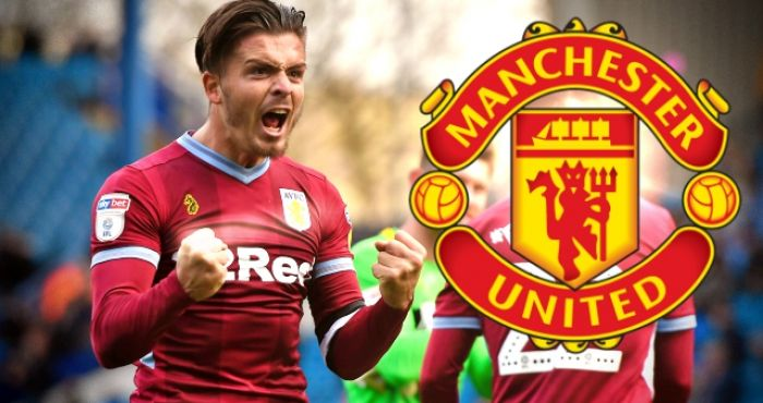Jack Grealish's price tag is too high for Manchester United to pay.