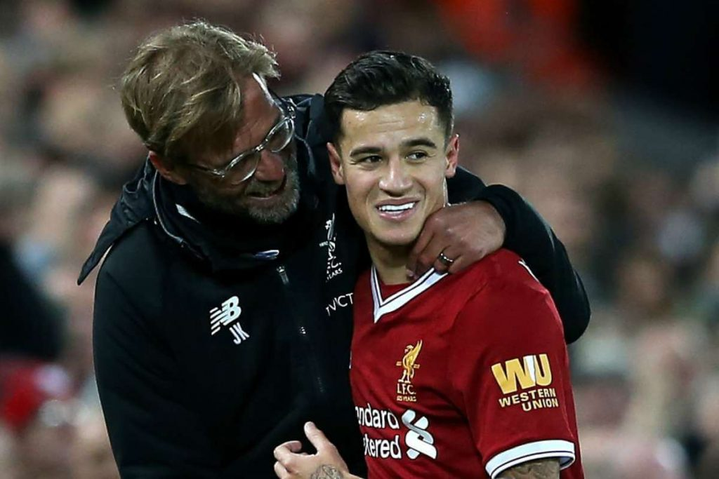 Coutinho is looking to come back to Premier League with United and Arsenal interested.