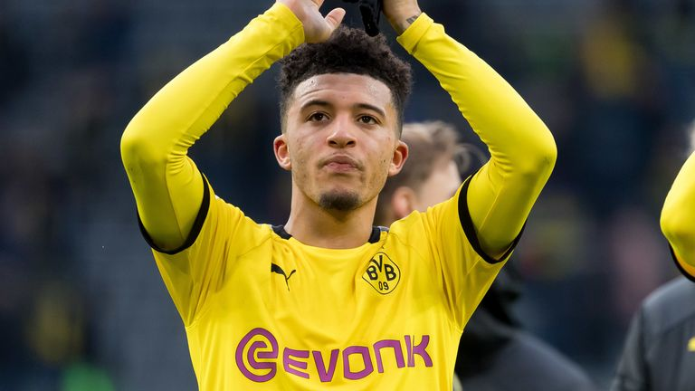 Manchester United get one step closer to closing a deal for Jadon Sancho.