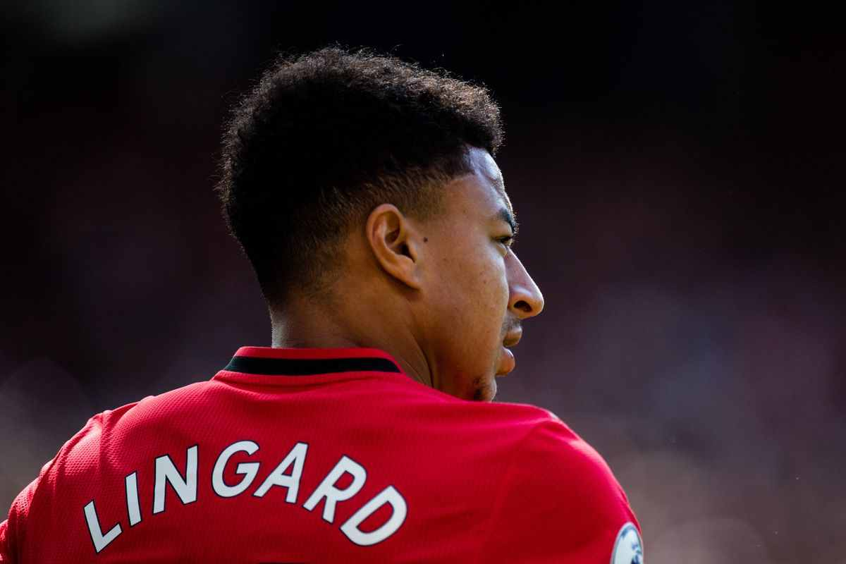 Lingard makes shocking revelation with United career in jeopardy