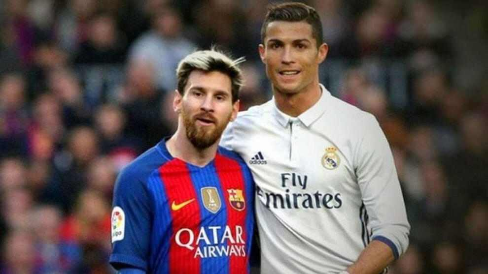 VIDEO: How Ronaldo and Messi would link up together?