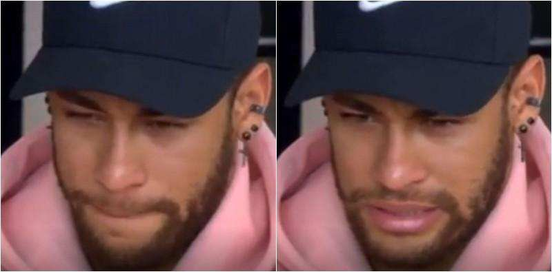 In a recent interview, Neymar broke down narrating incidents of his early days at Barcelona and how Leo Messi helped him during that phase