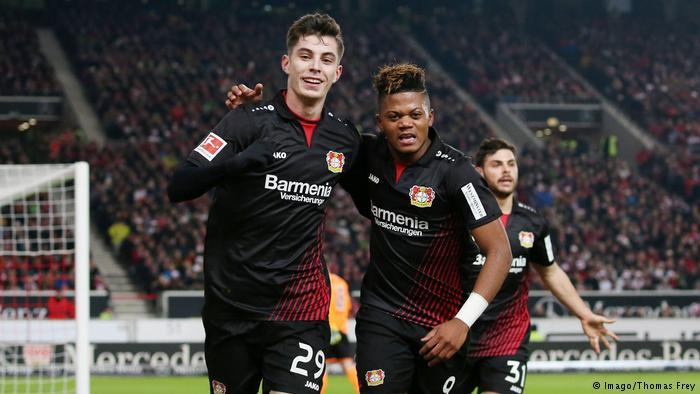 Bayern Leverkusen give their terms for Havertz exit, Bayern drop out