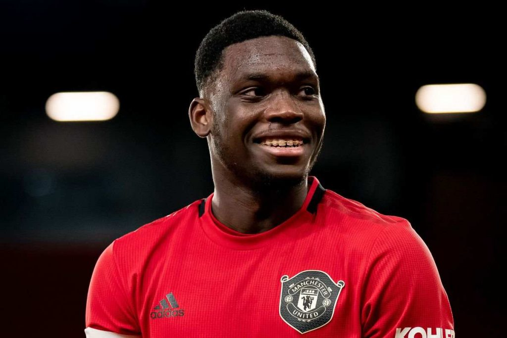 Teden Mengi will be the next academy player to make the first team for United.