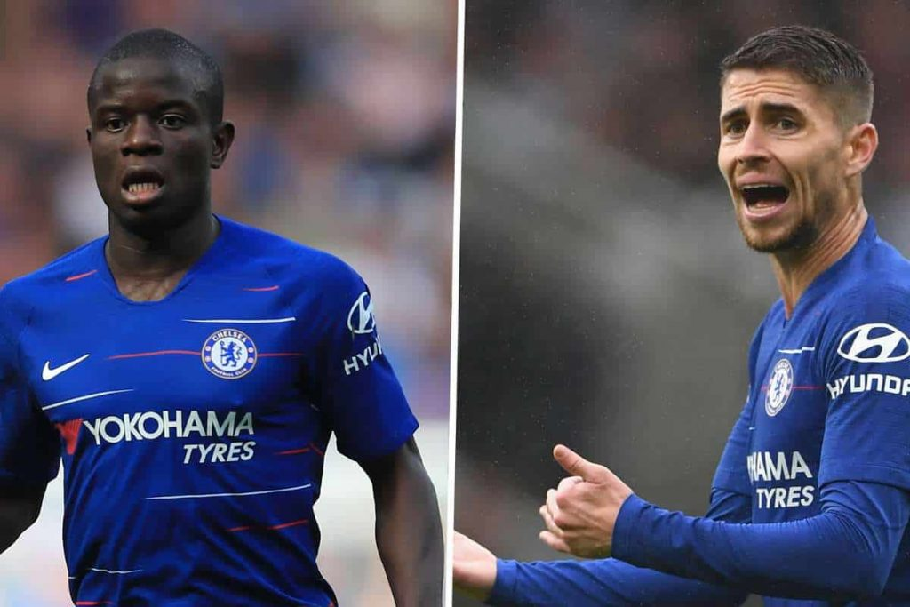 Paris & Juventus is in contact with Chelsea for kante and Jorginho