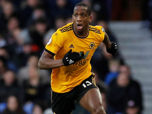 Willy Boly to take charge of defence for Arsenal.