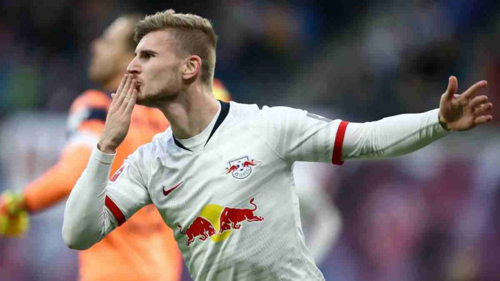 Chelsea to pay a whopping amount to Werner agent for his £53M move