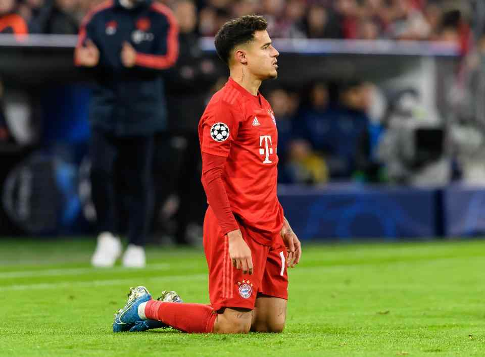 Coutinho to be part of a swap deal for Tottenham star midfielder