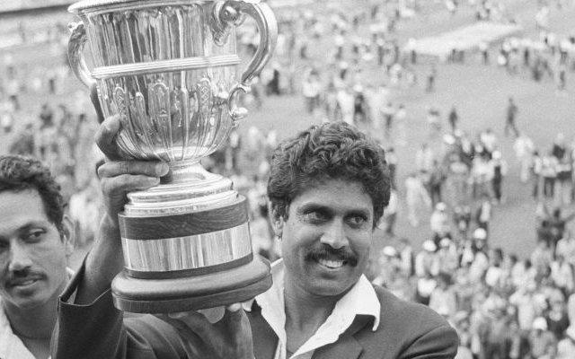 25 years of 1983 Cricket World Cup: Historic Triumph by Kapil Dev and Co.