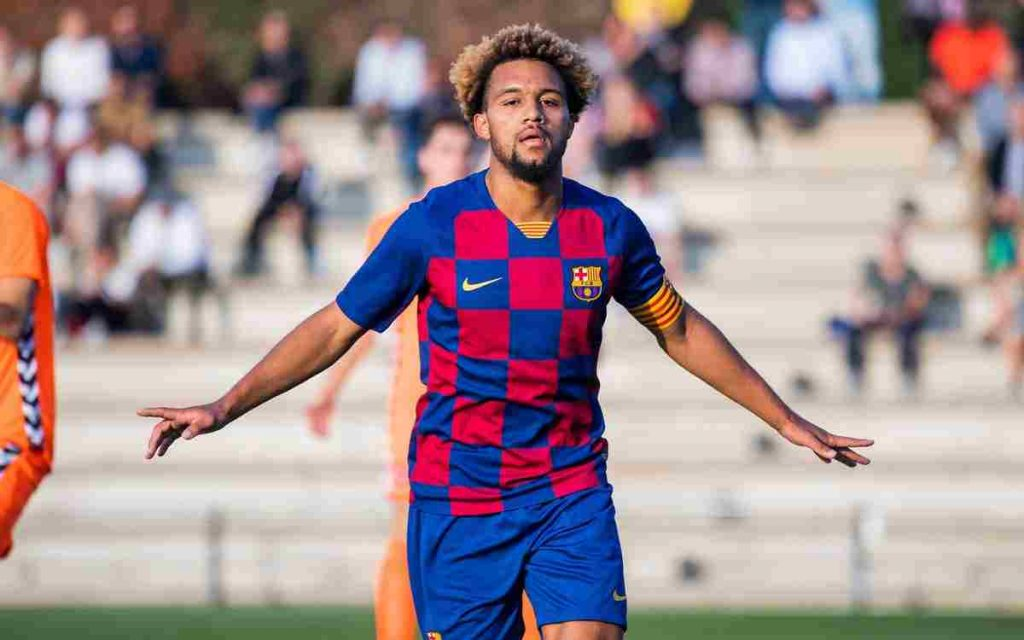 Barcelona extends contract for young prospect until 2022