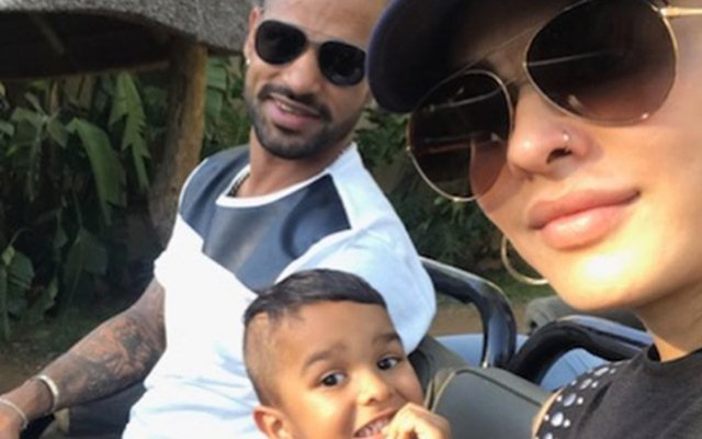 Aesha Dhawan Gives A Strong Reply To A Fan Who Calls Her Son 'Black'