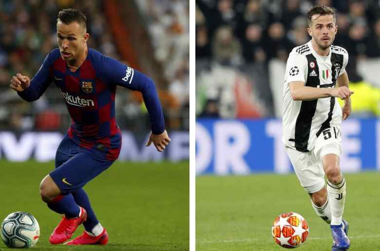 What will Pjanic bring to Barcelona in exchange for Arthur?