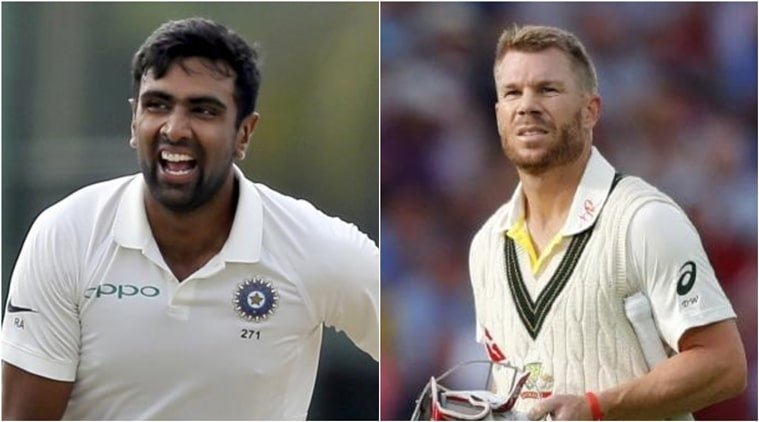 David Warner Gets Hilariously Trolled by Ravichandran Ashwin