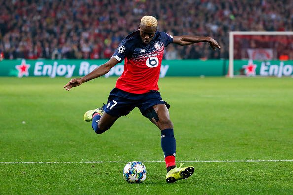 Victor Osimhen has been in top form lately.