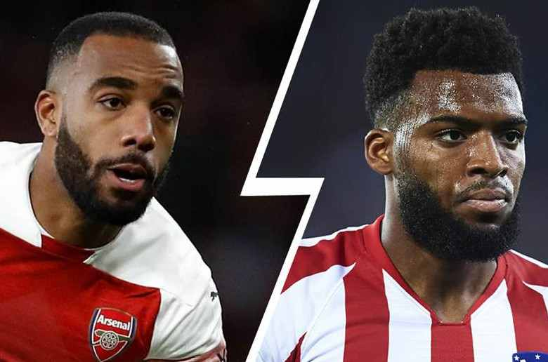 Lacazette comes out as Lautaro replacement amid Atletico interests.