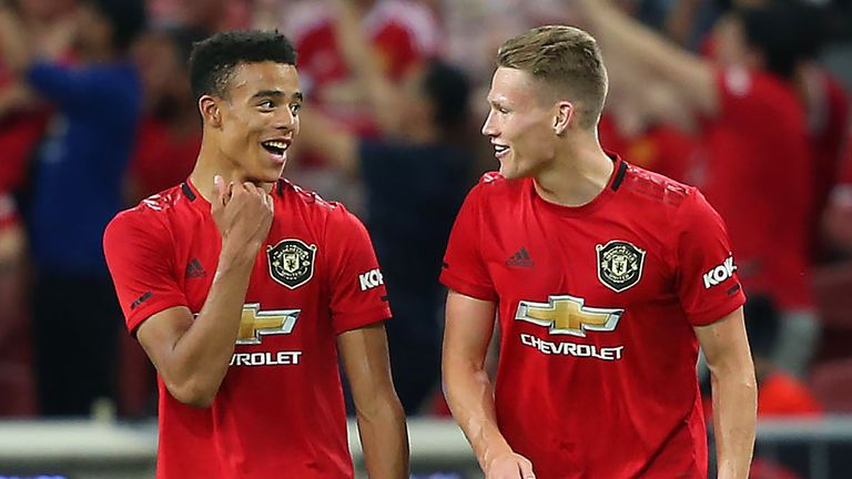 Manchester United signing Sancho may be bad news for two Red Devils