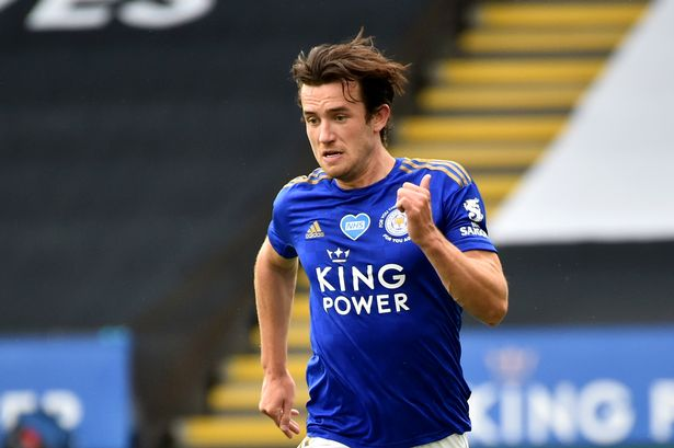 Ben Chilwell: Chelsea closing in on deal for Leicester left-back