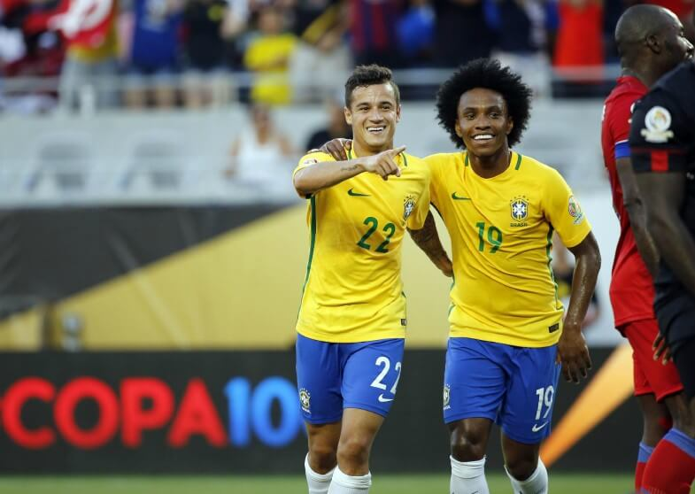 Arsenal In Pole Position To Secure Willian If He Leaves Chelsea