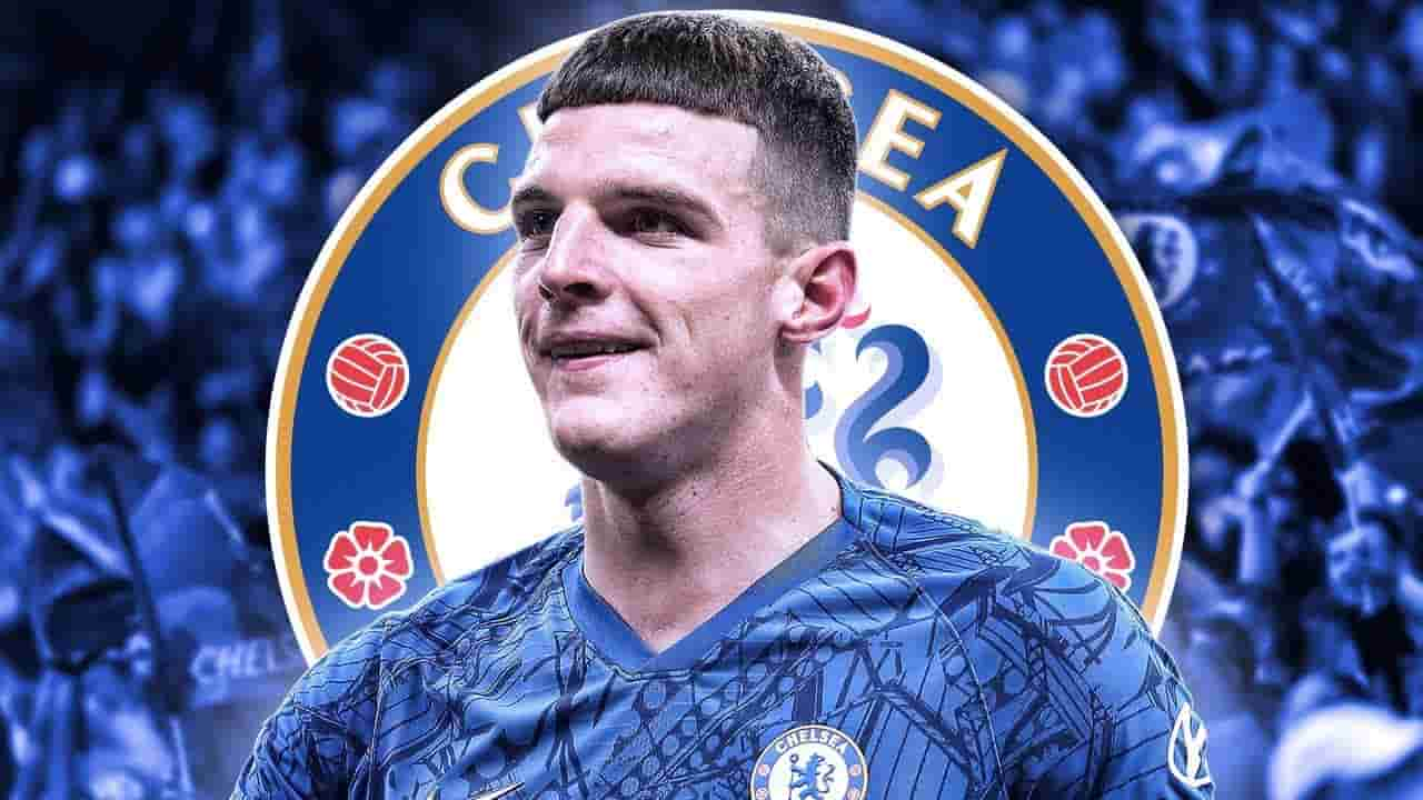 Chelsea submit £50m bid for Declan Rice