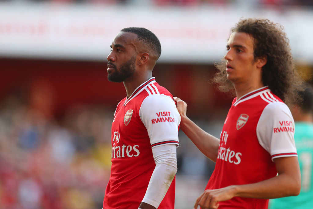 Why I joined Arsenal - Willian