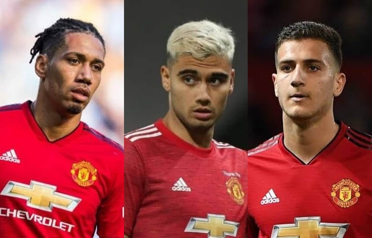 pereira and dalot and smalling united