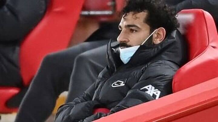 Salah unhappy with Klopp over substitution