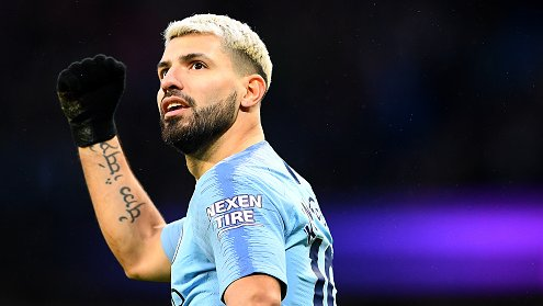 Sergio Aguero to leave Manchester City