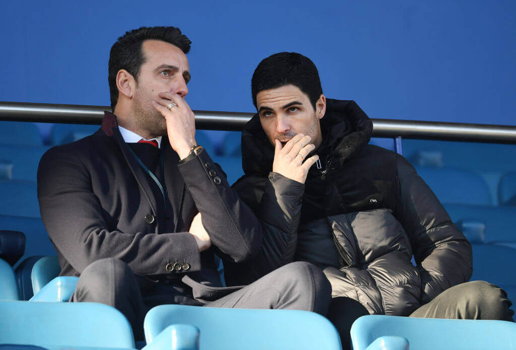 Arteta and Edu Planning Arsenal deals