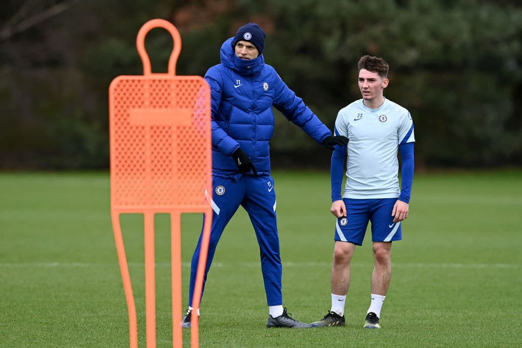 Four 'internship destinations' for Chelsea teenager Billy Gilmour